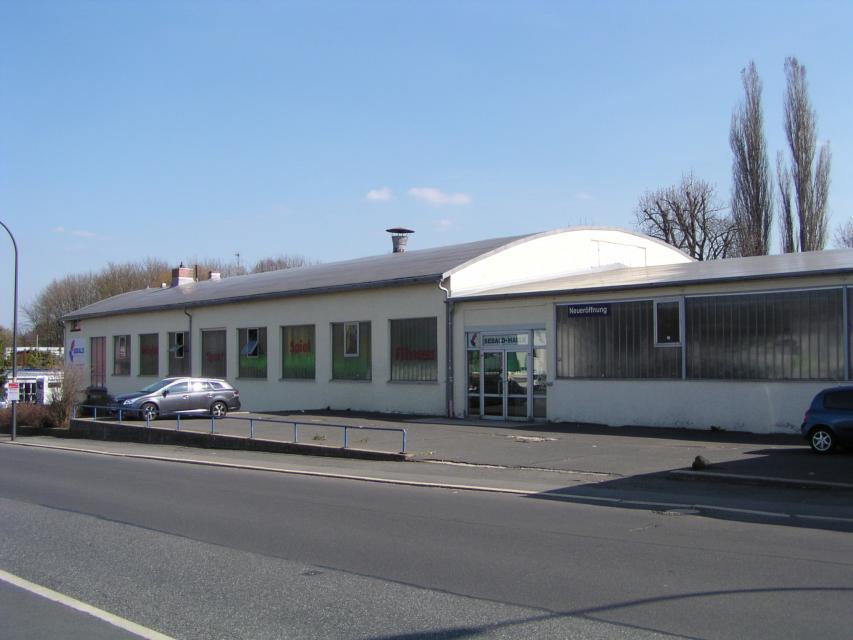 Sebald-Tennishalle