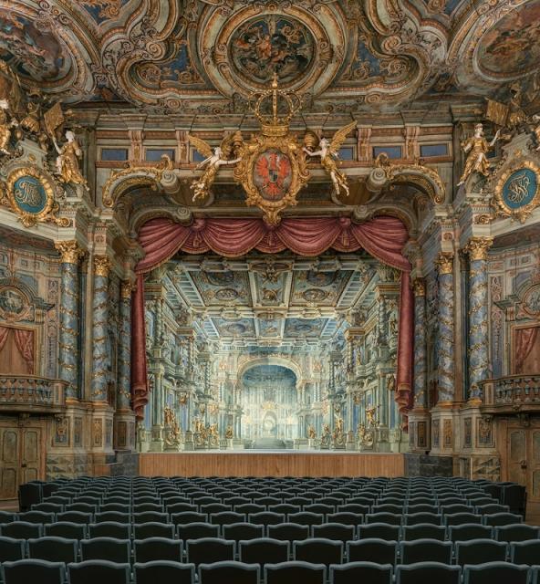 Weltkulturerbe Markgräfliches Opernhaus Bayreuth