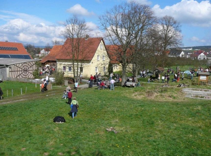 Umweltschutz-Informationszentrum Lindenhof des Landesbundes für Vogelschutz e.V.