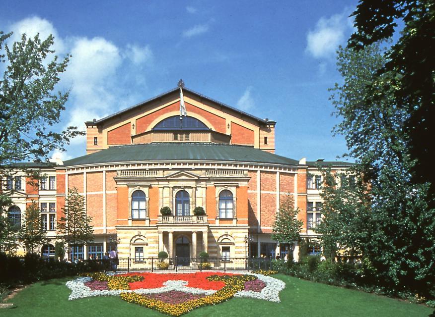 Richard Wagner Festspiele im Festspielhaus Bayreuth