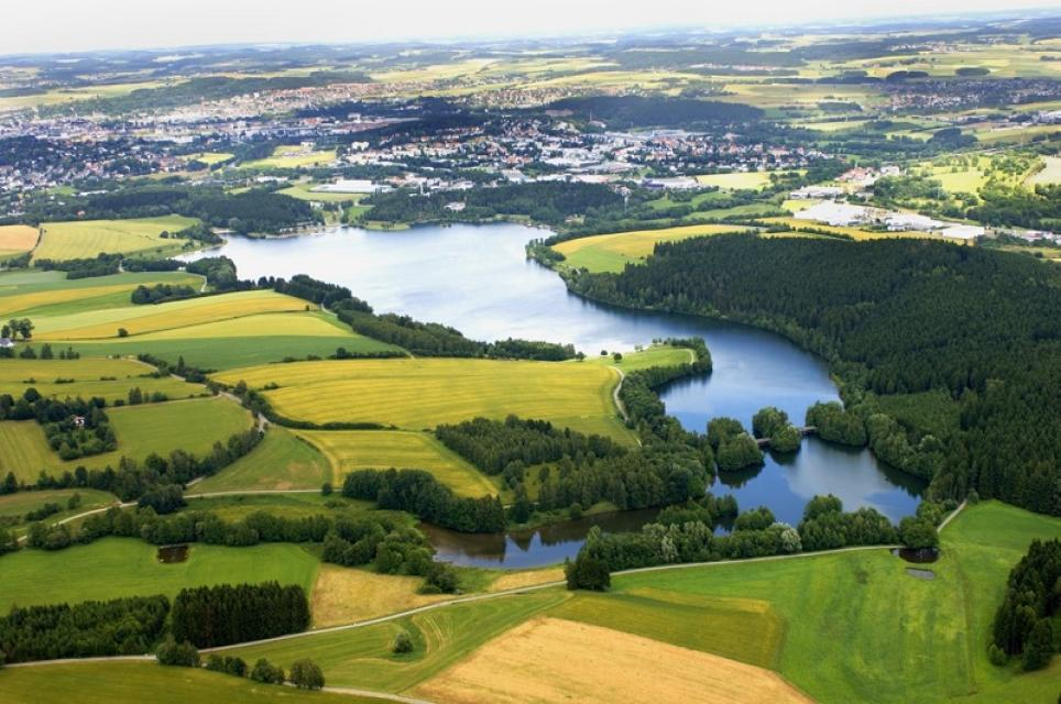 Angeln in Saale und Untreusee (60 ha)