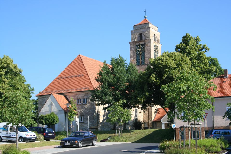 Evangelische Martin-Luther-Kirche