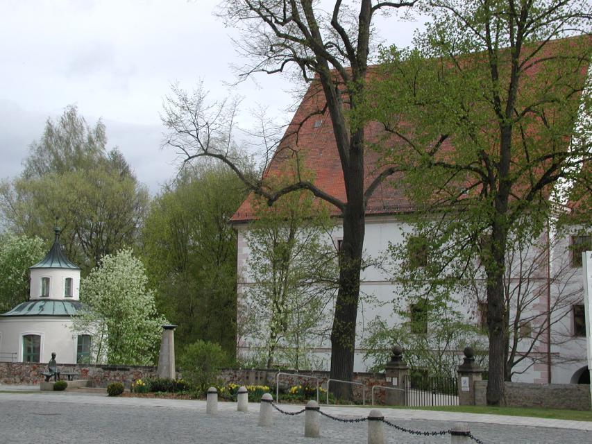 Abteischloss Waldsassen