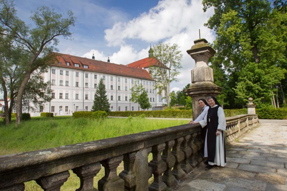 Klosterbibliotheksaal Waldsassen