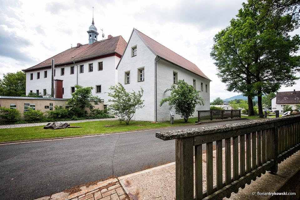 Infostelle Torhaus Schloss Leupoldsdorf