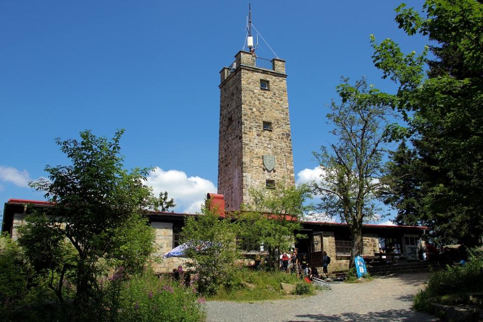 Seilbahn Ochsenkopf Nord