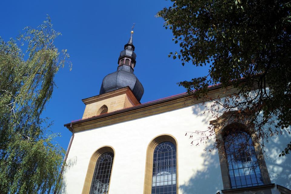 Markgrafenkirche St. Michael am Gurtstein