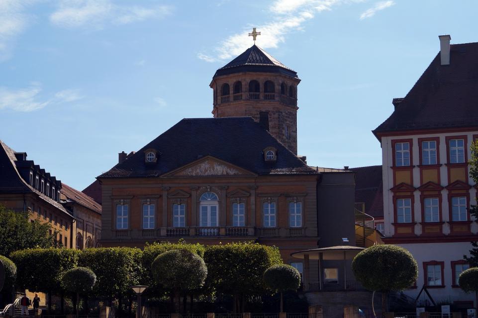 Markgrafenkirche Schlosskirche Bayreuth