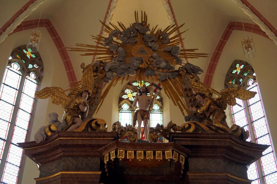 Markgrafenkirche ehemalige Abtei- / Stiftskirche