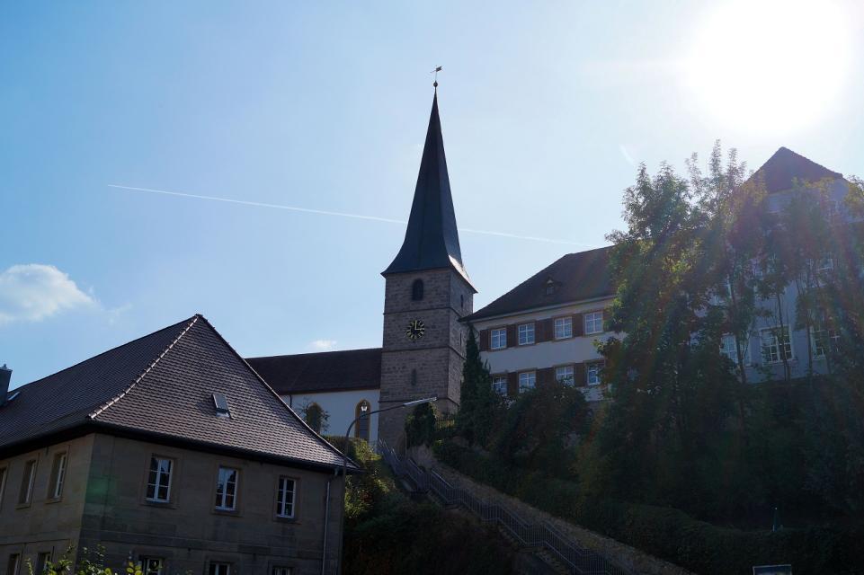Markgrafenkirche St. Gallus-Kirche Lanzendorf