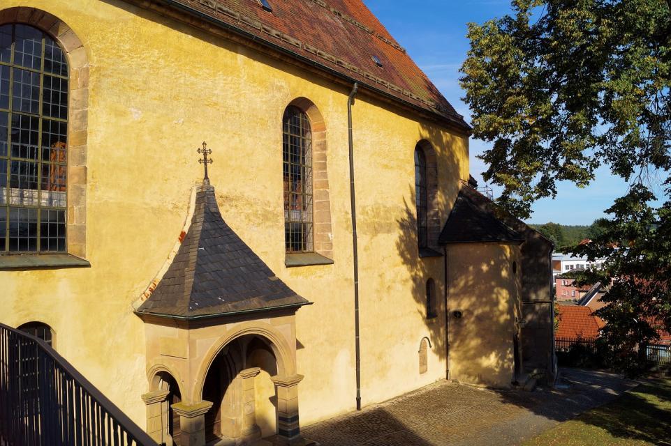 Markgrafenkirche St. Jakobus-Kirche Creußen