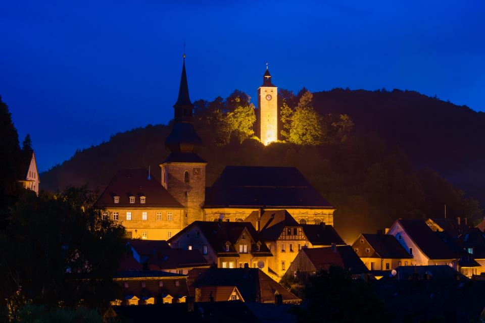 Dreifaltigkeitskirche Bad Berneck - Florian Fraaß