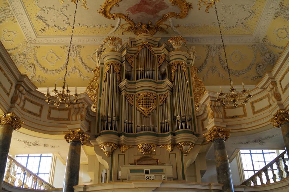 Markgrafenkirche St. Bartholomäus / Dreifaltigkeits-Kirche Bindlach