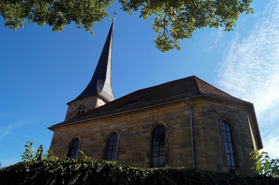 Markgrafenkirche St. Ägidius-Kirche Eckersdorf
