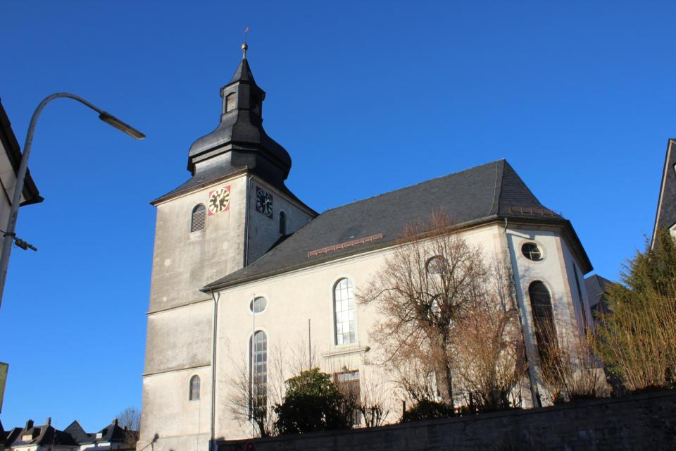 evang. Marienkirche in Stammbach