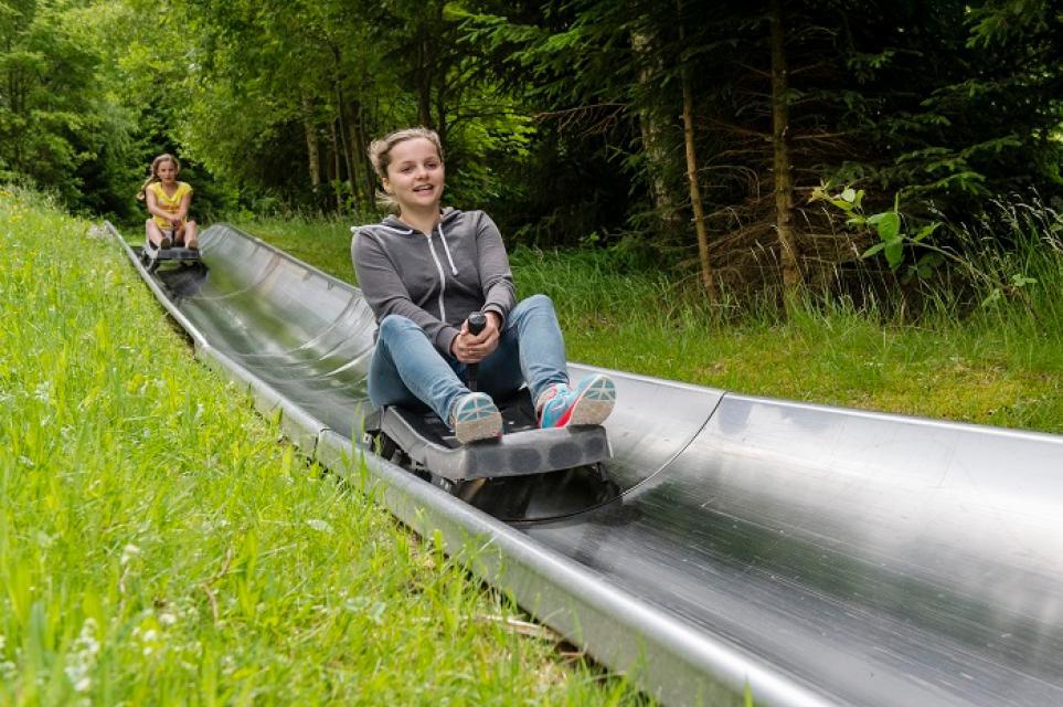 Abenteuerspielplatz Bischofsgrün
