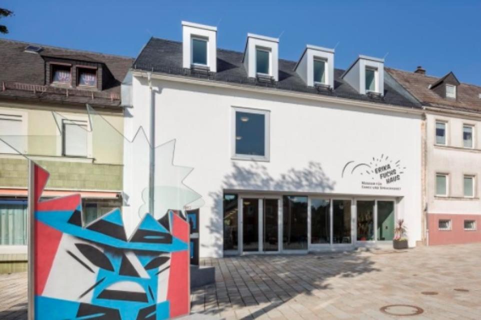 Erika Fuchs Haus - Museum für Comic und Sprachkunst -