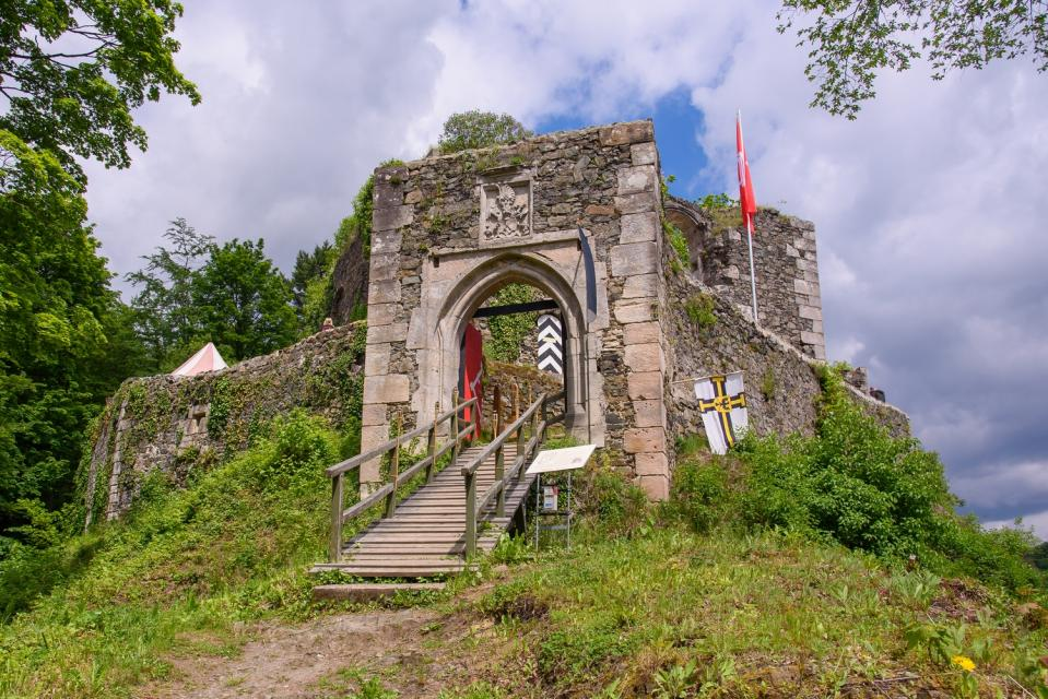 Burg Hohenberneck - Florian Fraaß