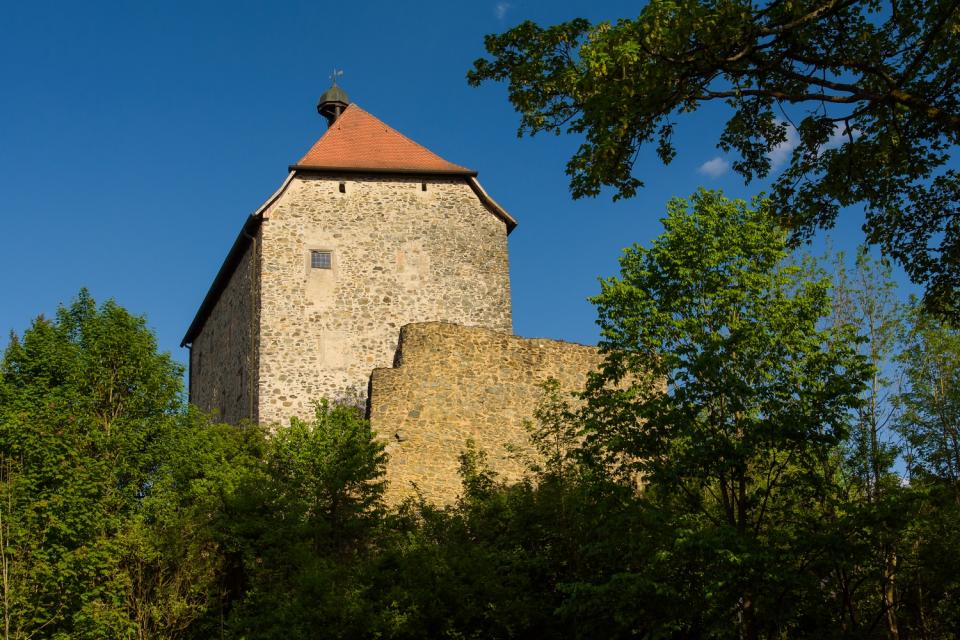 Burgkapelle Stein - Florian Fraaß