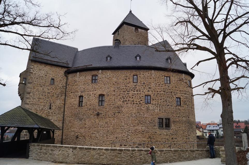 Burg Falkenberg