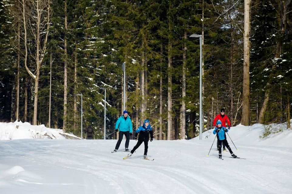 Omnia Sports - Langlauf-Kurse