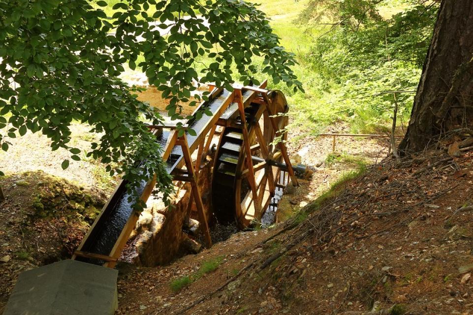 Geopark Infostelle Glasschleife Arnoldsreuth