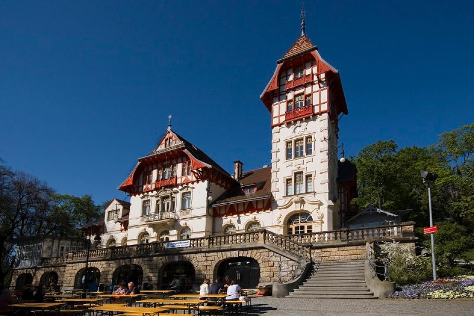 Bürgerpark Thesresienstein