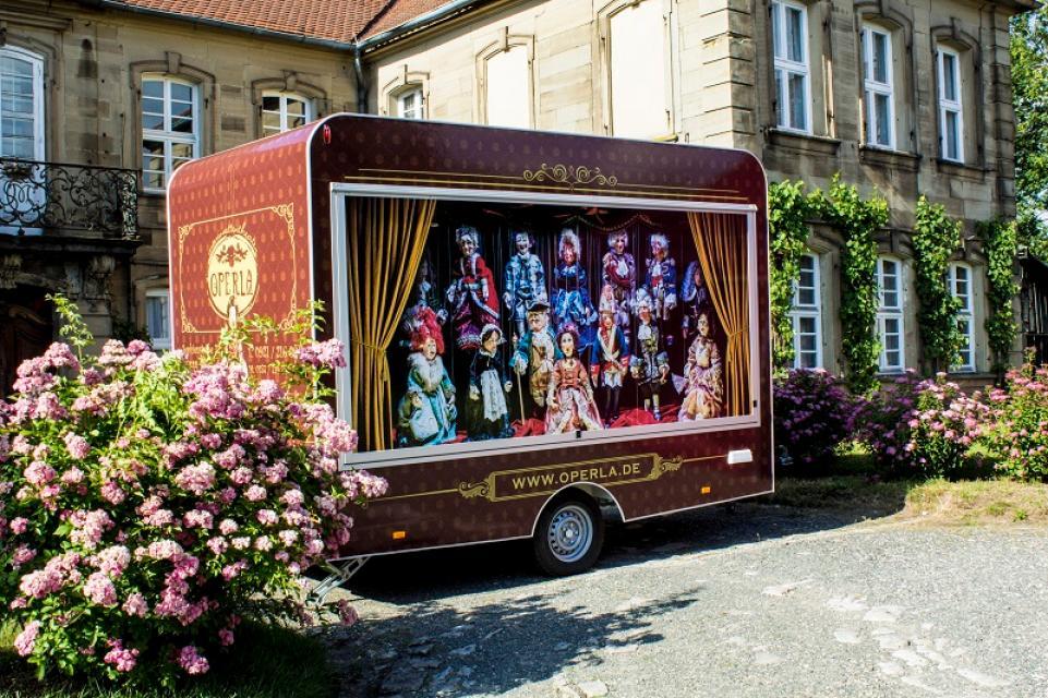 - Marionettentheater Operla