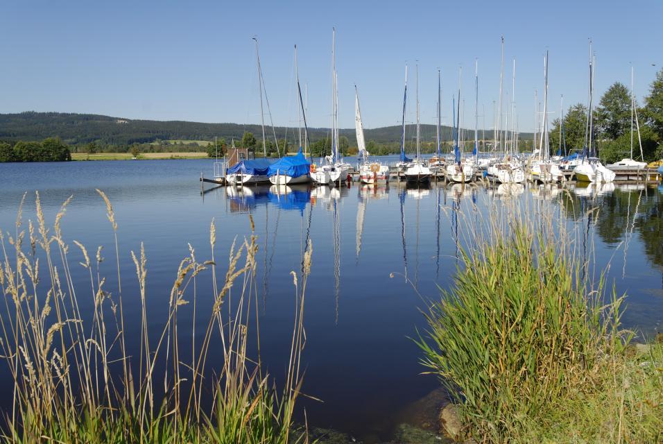 Egerweg Egerquelle - Fischern komplett