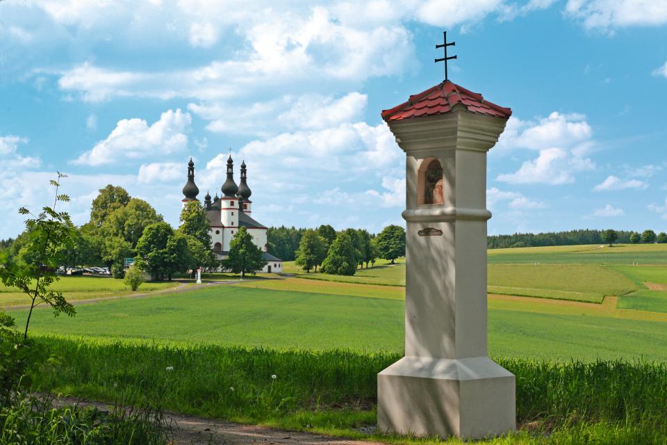 Wallensteinradweg - Südroute