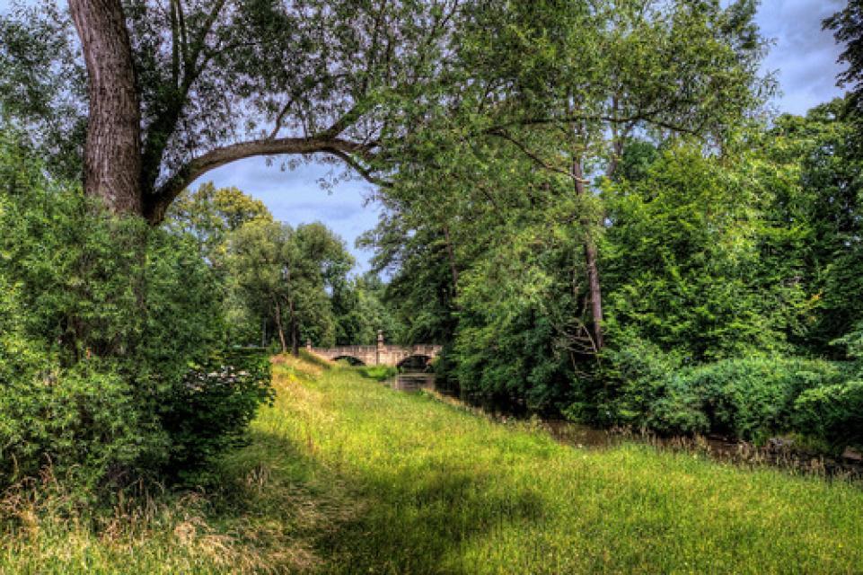 Wallensteinradweg - Spange
