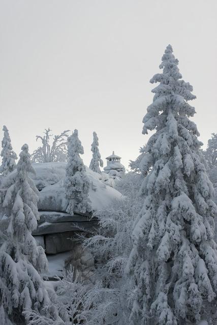 Höhenloipe Waldstein