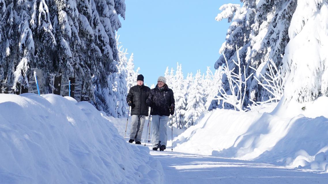 Winterwanderweg Grassemann