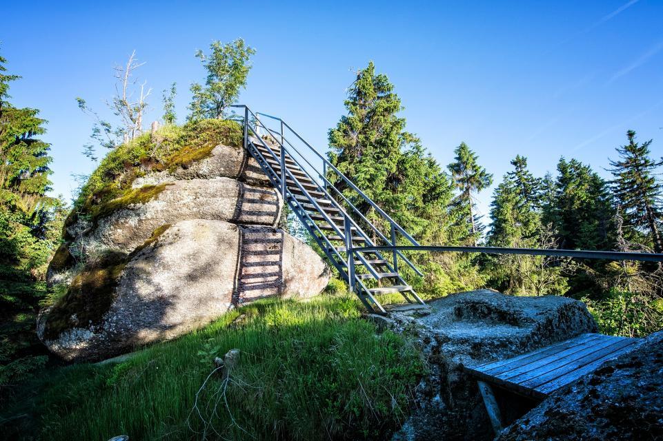 Weißmain-Ochsenkopf-Steig
