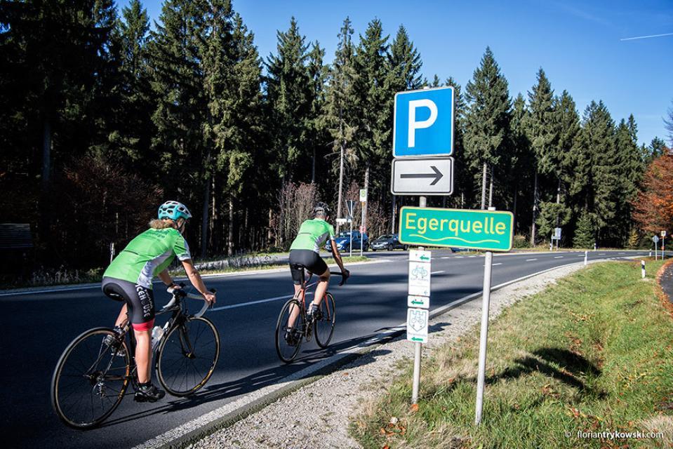 Rennrad - Tour 01: Quelltour