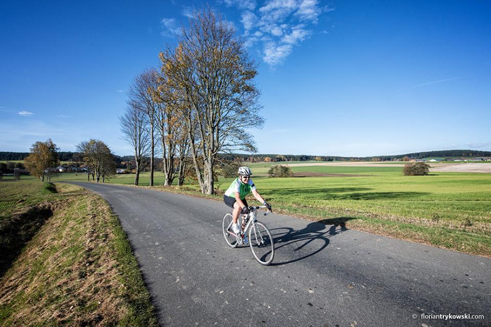 Rennrad - Tour 02: Rund um Ochsenkopf und Schneeberg
