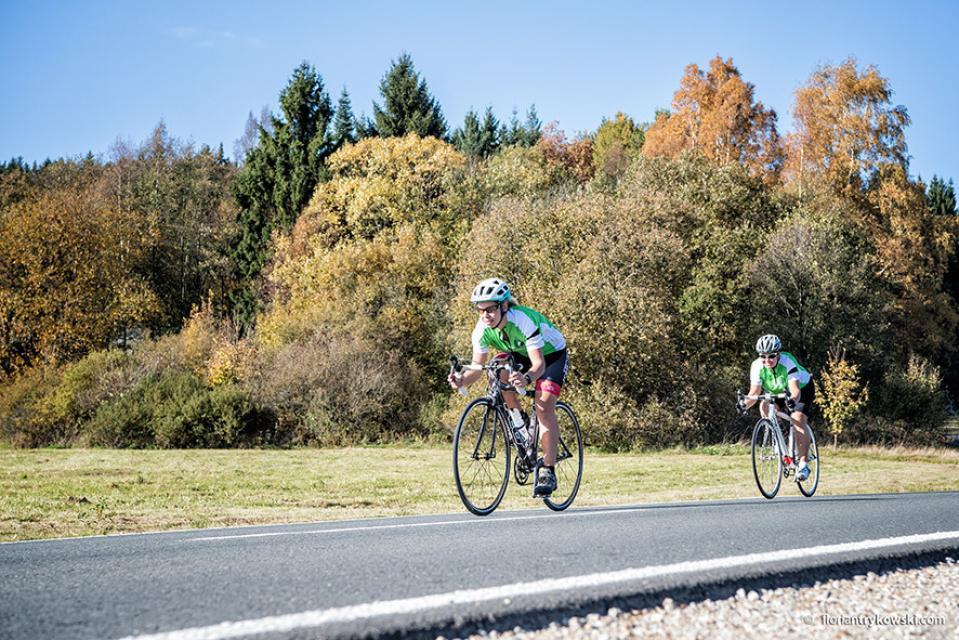 Rennrad - Tour 04: Vulkanroute