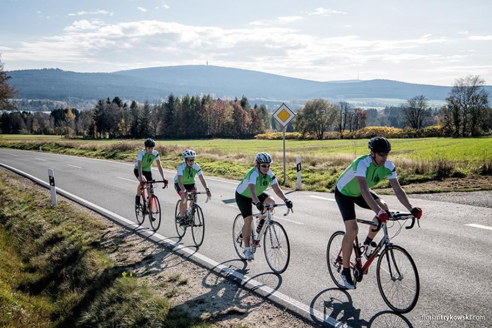 Rennrad - Tour 05: In den Frankenwald
