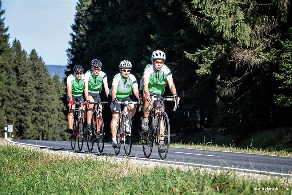 Rennrad - Tour 07: Quer durchs Fichtelgebirge