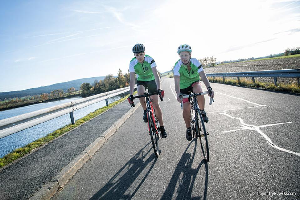 Rennrad - Tour 09: Bis nach Eger und zurück