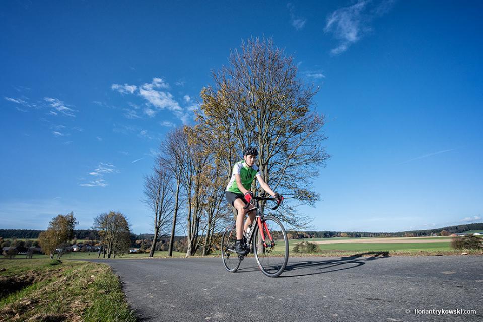 Rennrad - Tour 03: Hufeisenrunde