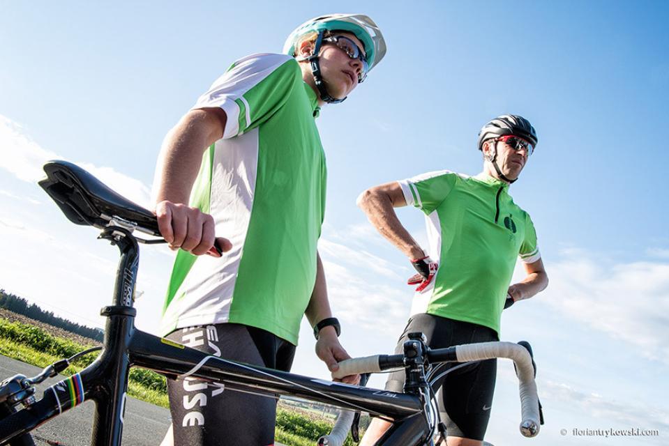 Rennrad - Tour 06: Fraenkische Burg und Schloessertour