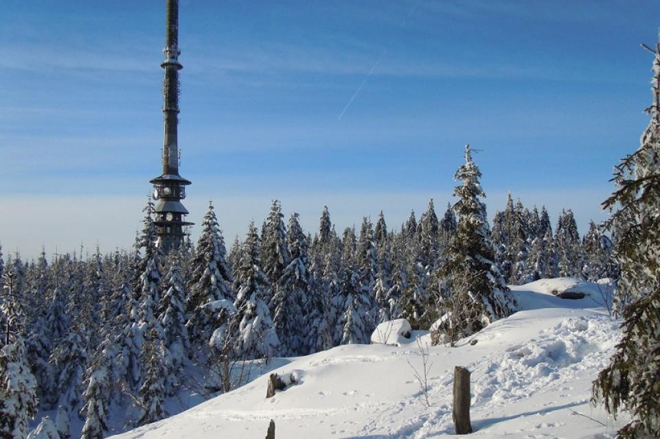 Winterwanderweg Ochsenkopfrunde