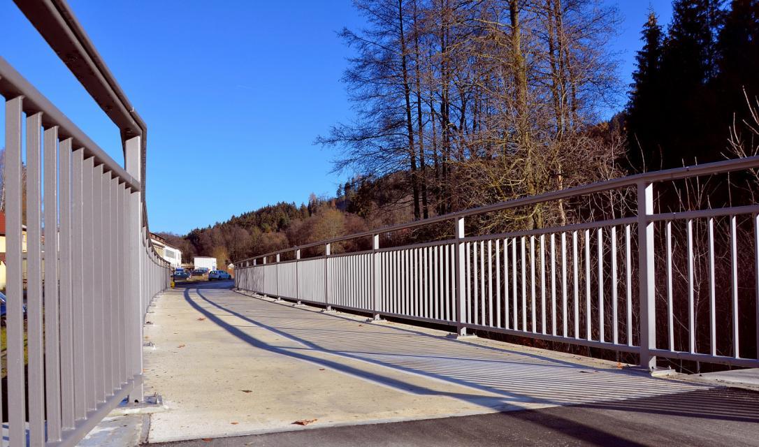 Auf dem Steinachtal-Radweg nach Bayreuth