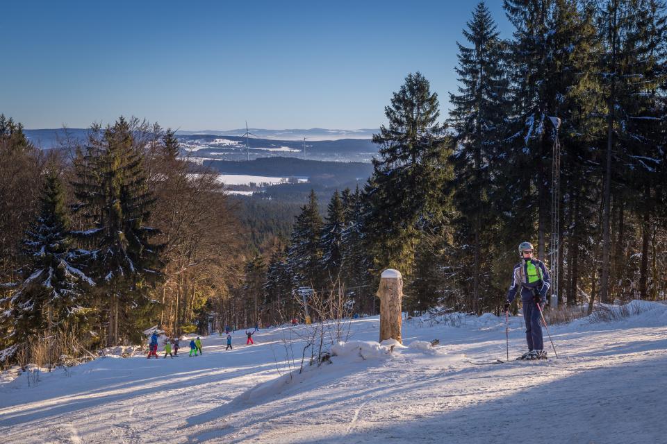 Skizentrum Großer Kornberg