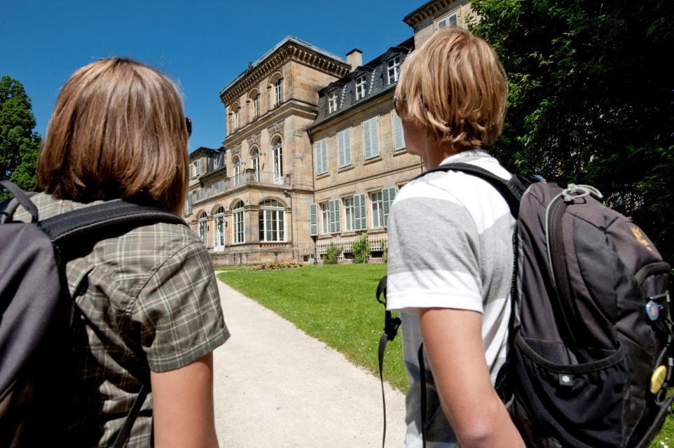 Touristinformation Eckersdorf