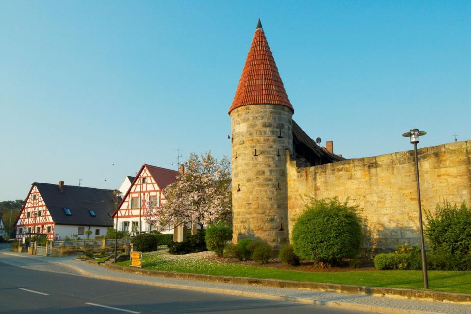 Rathaus Effeltrich