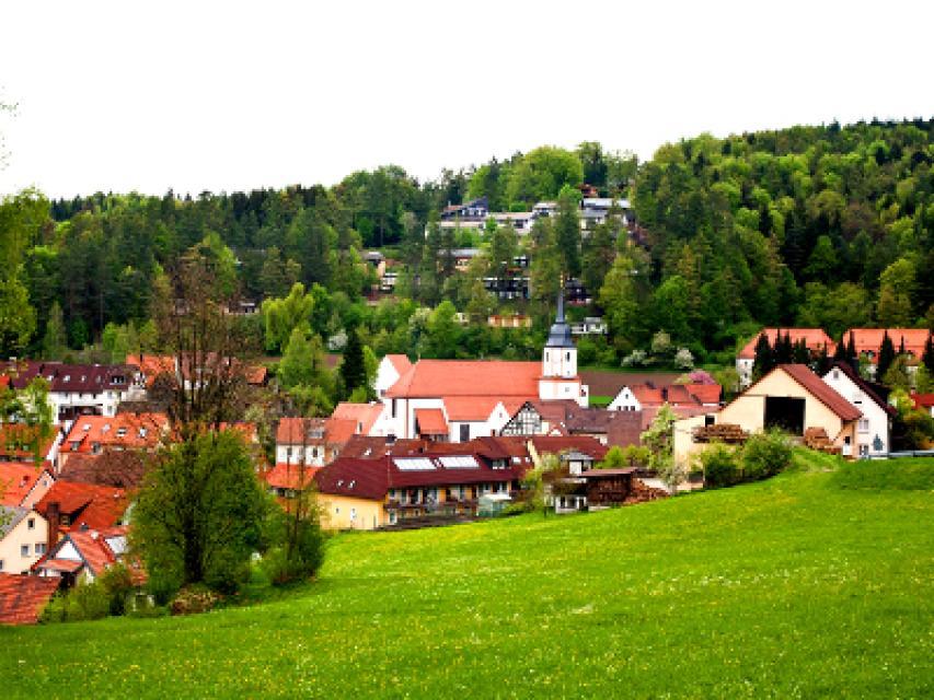 Tourist-Info Obertrubach
