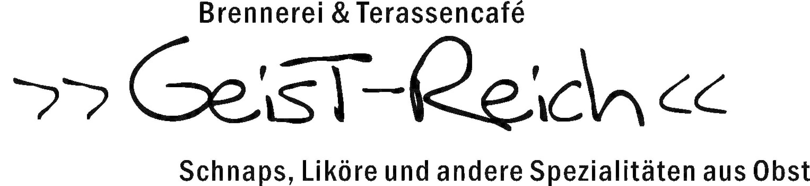 Brennerei Geist-Reich