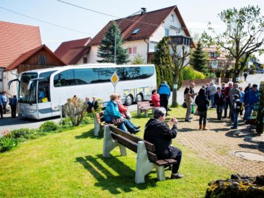 Busreisen Wandervogel